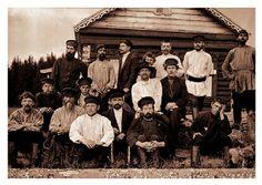 Russian peasants 1900s