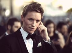 So hats off to you, Eddie. | OK, But Eddie Redmayne Is This Awards Season's Best-Dressed Babe