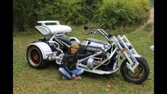 TRIKE  V8 of  MOSCOW