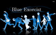 Image result for blue exorcist