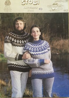 Excited to share the latest addition to my #etsy shop: 1970s Vintage Knitting Pattern for Fair Isle Sweater and Jacket Fair Isle Pattern, Chunky Yarn, Vintage Knitting, 1970s, Knitting Patterns, Etsy Shop, Sweaters, Jackets, Shopping