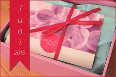 Zimtschnute | Beauty & Kosmetik Blog: [Rossmann] Schön für mich Box - Juni 2015