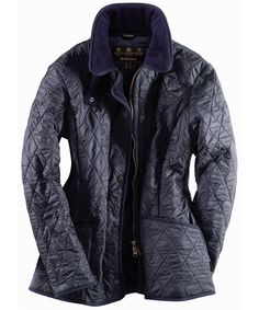 Barbour Ladies Jacket (Navy)