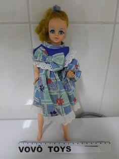 Boneca Susi Antiga Anos 70 - R$ 499,00 no MercadoLivre