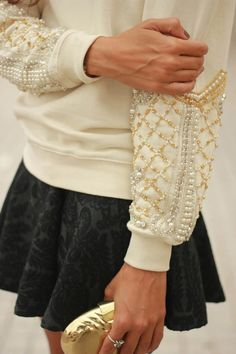 Wish I had got my hands on this Zara sweater!