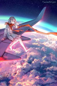 Anime Senery ★ Crystal Spark