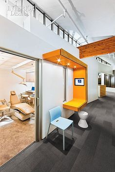 They're All Smiles: AB Design Studio Designs A Whimsical Pediatric Dentistry Office
