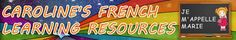 With over 100 colorful products at your fingertips, including French flashcards, French vocabulary posters and French primary worksheets, learning and retaining a new language is easier than ever. Unique because of the voice-recorded listening activities included in each worksheet, Expand Your French aims to reinforce learning skills in a way that is both fun and easy.