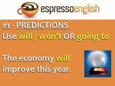 ▶ Future Tenses in English