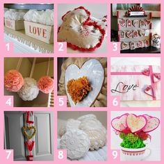 9 Crafty Valentine Ideas | Home and Garden | CraftGossip.com