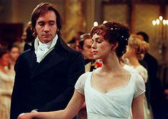 Pride and Prejudice Lizzie and Mr.Darcy
