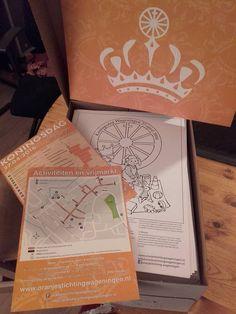 Het is al weer bijna Koningsdag! In Wageningen is er sinds vorig jaar het Wageningsche Kinder-Koningsdag lied, inclusief clip en instructievideo en onze oudste dochter heeft daar aan meegewerkt! ~ uit het archief