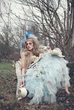 """Alice in Wonderland / karen cox. """"Alice"""" by Adrienne McNellis"""