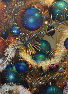Paintings By Cheryl Meehan Christmas Paintings Christmas Art Original Fine Art