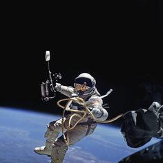 The evolution of the spacewalk in pictures
