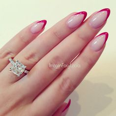 Love the ring and those nails!