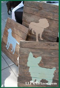 dog care,dog grooming tips,dog ideas,dog nail trimming,dog ear cleaner Dog Grooming Shop, Dog Grooming Salons, Dog Grooming Business, Poodle Grooming, Wooden Dog Crate, Pet Hotel, Dog Salon, Dog Rooms, Dog Signs