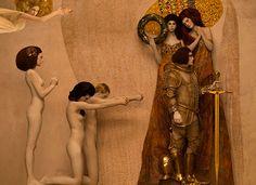Inge Prader Gustav Klimt LifeBall Vienna8