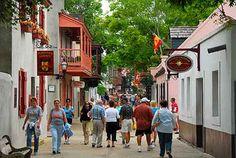Old Saint Augustine, Florida