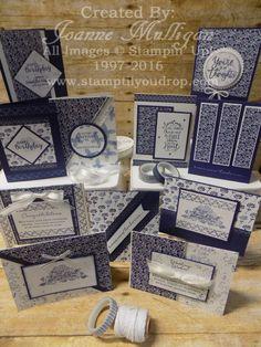 One Sheet Wonder with Flourishing Phrases stamp set with coordinating dies bundle, Floral Boutique Designer Series Paper