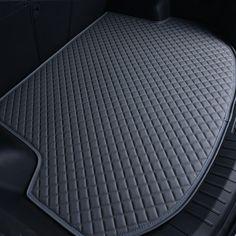 Trunk Mat for Audi A1 A3 A4L A6L A8 Q3 Q5 Q7 TT S3 RS5 6 7 8 R8 boot mat cargo floor tray protector rear trunk liner carpet 10c