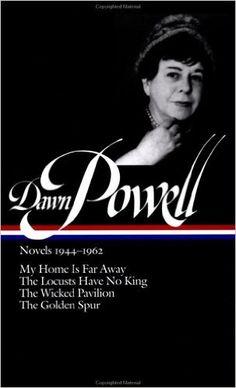 Dawn Powell: Novels 1944-1962