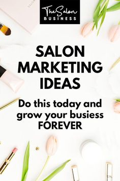 Salon Marketing Ideas: Do This Today And Grow Your Business Forever. A list of salon marketing strategies that help you grow your hair salon, barbershop, nail salon, spa or tanning salon. Source by EstheticianCareer Salon Promotions, Small Salon, Business Hairstyles, Salon Services, Mood, Marketing Strategies, Salon Promotion Ideas Marketing, Beauty Marketing Ideas, Instagram