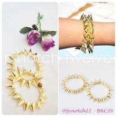murstudded bracelet! unique-limited-unpredectable more info follow @pinotch12 ♥