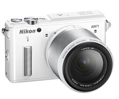 Nikon's AW1 might be the best underwater camera ever made #want #ChristmasList