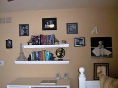 Vintage Room Ideas for Teenage Girls | Teenage Girl's Vintage Bedroom, Vintage teen girl's bedroom with her ...