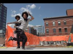 Skyscape: Yaman, Les Twins, Secada & Neguin | YAK FILMS x SCIAME CONSTRUCTION - YouTube