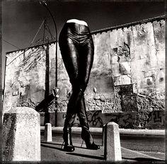 Jitrois, Paris -- Helmut Newton, 1997