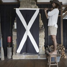 Pony Rider — Wall Banners. Outpost Wall banner/flag