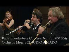 Brandenburg Concerto No. 2, Mvmt. 1 by Johann Sebastian Bach