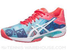 Asics Gel Solution Speed 3 L.E. Paris Women's Shoes