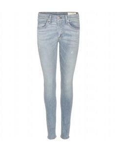 Harbour Skinny Jeans Rag & Bone #pants #covetme #jeans #skinny #fashion #style #bbloggers #denim #rag&bone