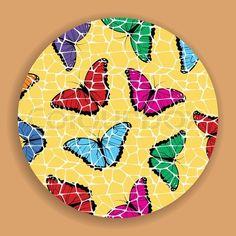 Simple butterflies