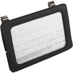 Custom Accessories Certificate Holder 43331 Unit: Each