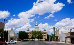 Marfa, Tex. (Winner 2006): With the Chianti Foundation as a centerpiece to a thriving art scene, Marfa is a huge draw for the greater art world.Population: 2,005. (Courtesy Paul Joseph/Wikimedia Commons)