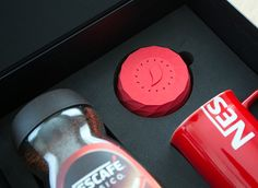 Nescafé Alarm Cap on Packaging of the World - Creative Package Design Gallery