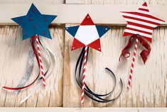20 Patriotic DIY 4th of July Crafts - 4th of July Drink Cooler | Guff