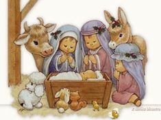 The birth of Christ brought God to man; Christmas Nativity Set, Christmas Images, All Things Christmas, Kids Christmas, Christmas Cards, Christmas Ornaments, Nativity Sets, Merry Christmas, Christmas Pattern Background