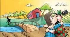 El puente Cuento con moraleja