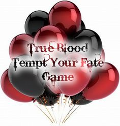 True Blood Party Game
