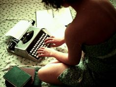 To write like no one is reading! ;)   creating a story oneday <3
