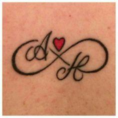 Friend Tattoos - infinity symbol tattoo sisters - Yahoo Image Search Results - My list of best tattoo models Unendlichkeitssymbol Tattoos, Bild Tattoos, Neue Tattoos, Small Tattoos, Tatoos, Sleeve Tattoos, Rosary Tattoos, Bracelet Tattoos, Tatuajes Tattoos
