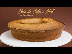 ▶ Receita de Bolo de Café e Mel - YouTube