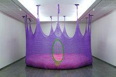 Ernesto Neto  Art Experience NYC: www.artexperiencenyc.com