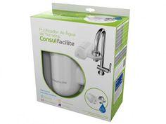 Purificador de Água de Torneira - Consul Facilite CPE15AB com as melhores condições você encontra no Magazine Luisacesar. Confira!