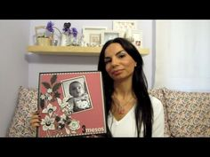 Tutorial Scrapbook: 5 trucos para usar tu escritura a mano. Scrap-Tip - YouTube